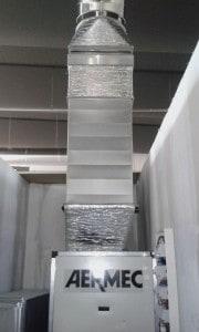 centrale di trattamento aria 2
