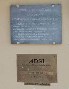 Edificio appartenente all'Associazione Dimore Storiche Italiane