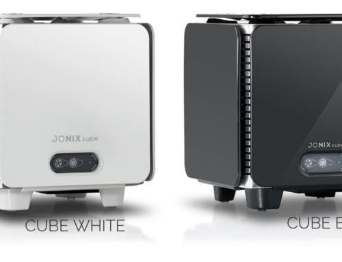 Jonix Cube: miglioramento della qualità dell'aria