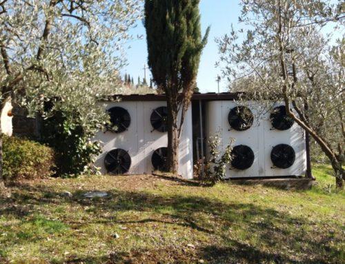 Villa in Campagna – Pompa di Calore